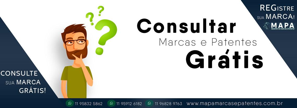 Consultar Marcas e Patentes Grátis