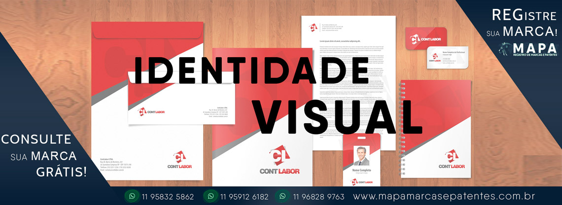 Registro de Identidade Visual
